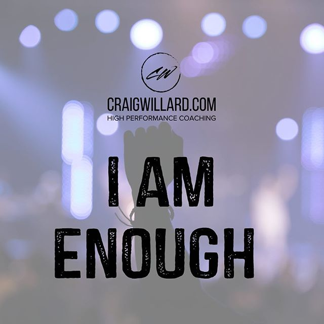 "The greatest disability and disease you can experience is the one called ""I am not enough"". #motivation #inspiration #entrepreneur #business #lifestyle #goals #life #instagood #happy #successful #entrepreneurship #quotes #happiness #entrepreneurs #fitness #hustle #motivational #work #quote #photooftheday #quoteoftheday #determination #success #exercise #instafit #grind #entrepreneurlife #leadership"