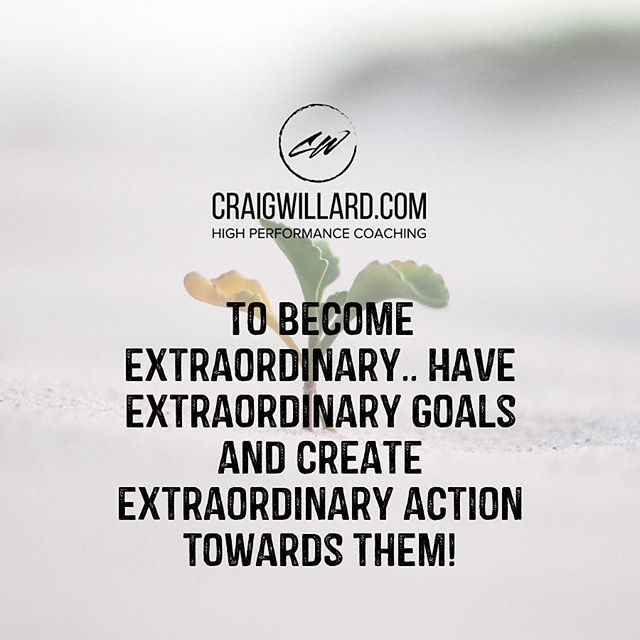 Extraordinary goals + extraordinary action towards those goals = extraordinary results. #motivation #inspiration #entrepreneur #business #lifestyle #goals #life #instagood #happy #successful #entrepreneurship #quotes #happiness #entrepreneurs #fitness #hustle #motivational #work #quote #photooftheday #quoteoftheday #determination #success #exercise #instafit #grind #entrepreneurlife #leadership #hardwork #dedication