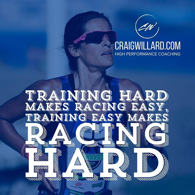 #training #hard and #smart opens you up to #easier and #faster #races #instagood #instaquote #ironman #fitnessmotivation