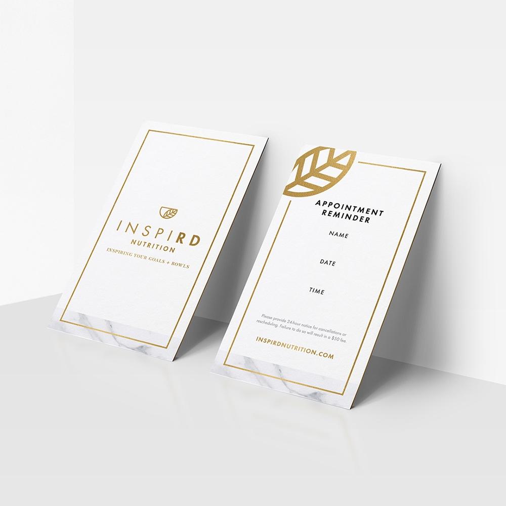 INSPIRD NUTRITION    Brand Identity / Brand Design / Web Design + Development