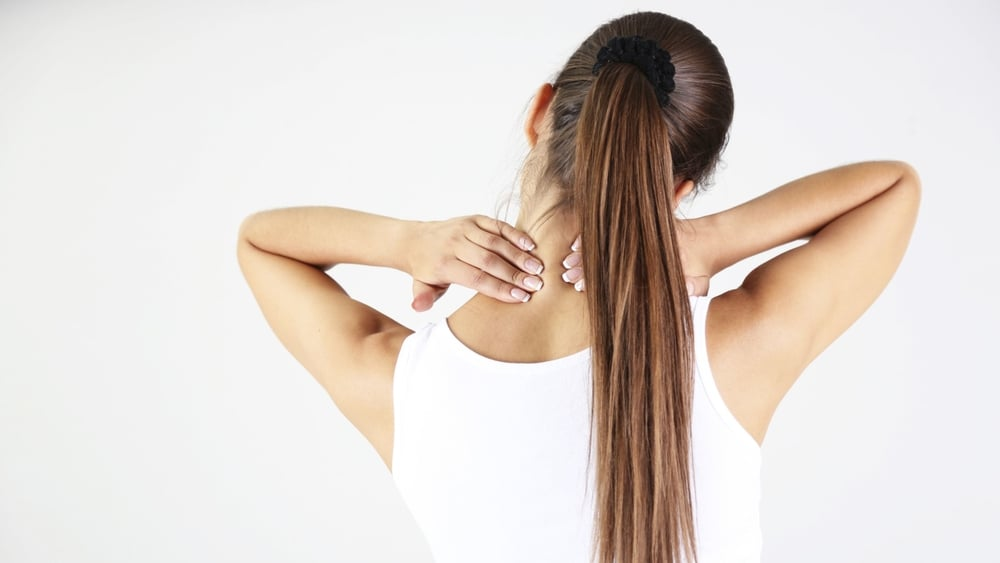 Don't let neck pain interfere with all your daily activities.
