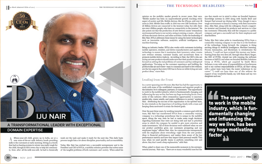 Biju Nair - 50 Most Admired CEOs of 2017.png