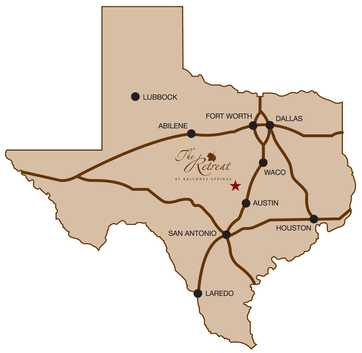State-of-Texas-Map