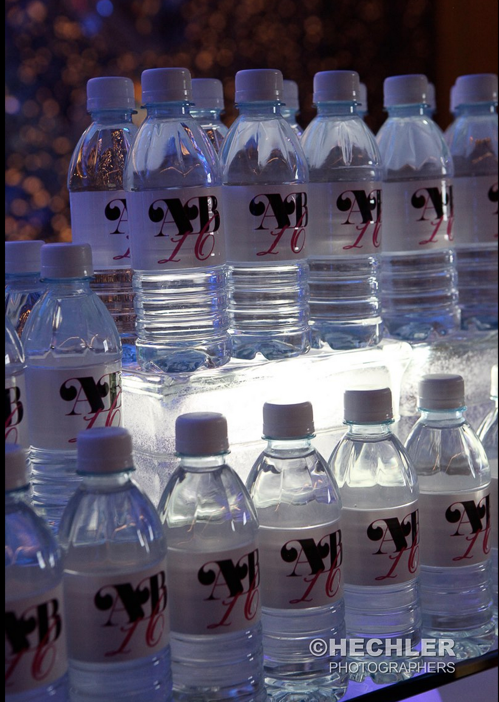 BRANDED WATER