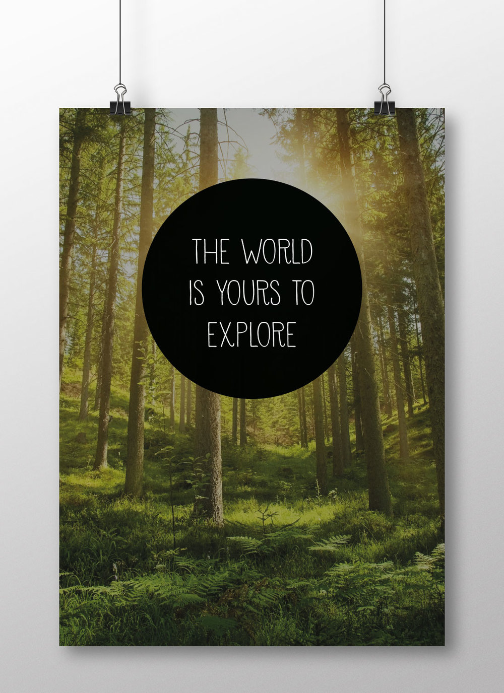 #3 - The world is yours to explore 50x70.jpg
