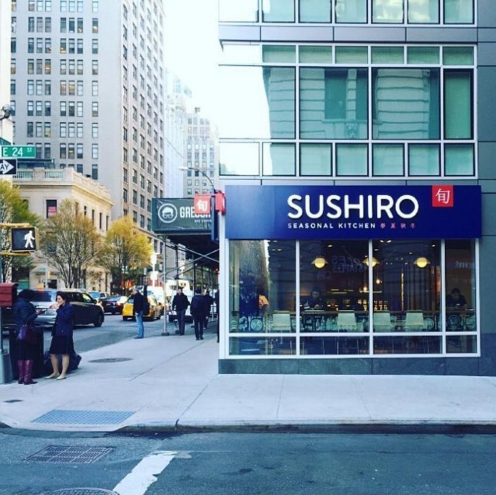 Sushiro — Bryan Dean johnson