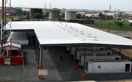 100,000Gal Fuel System  Monrovia, Liberia
