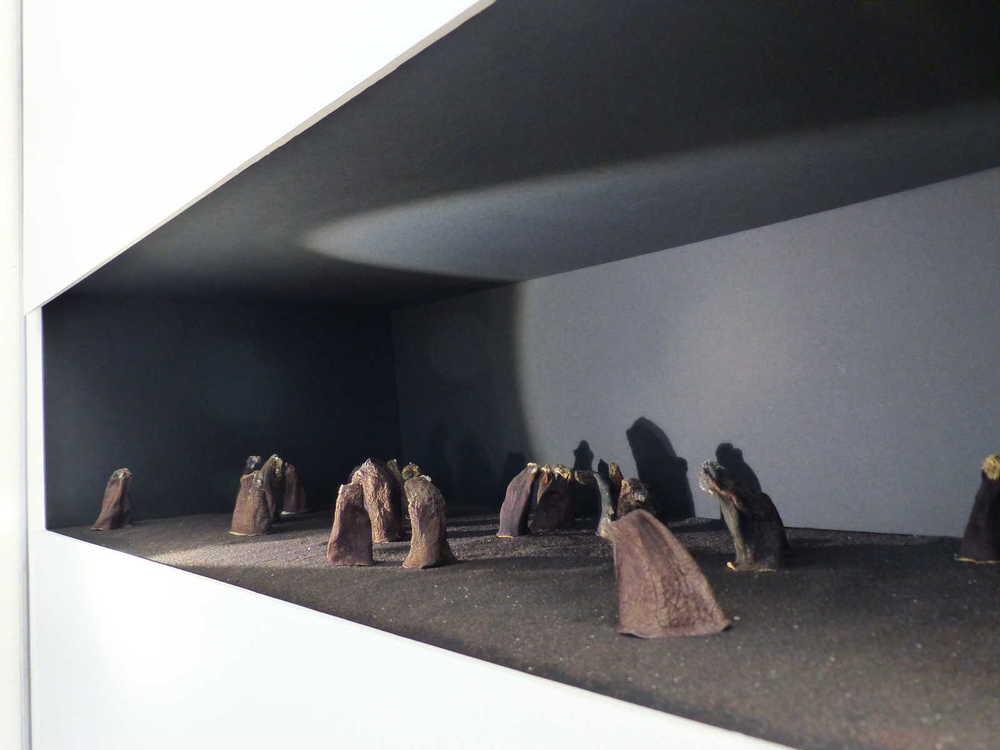 Katja v. Ruville,  sorg  (installation)