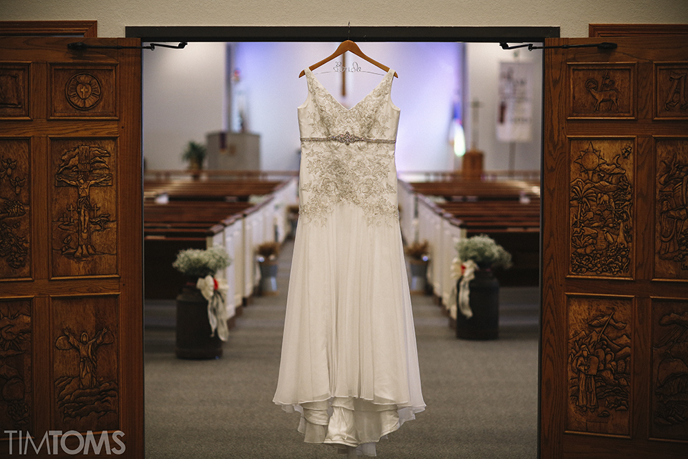 Wedding Dress in Missouri