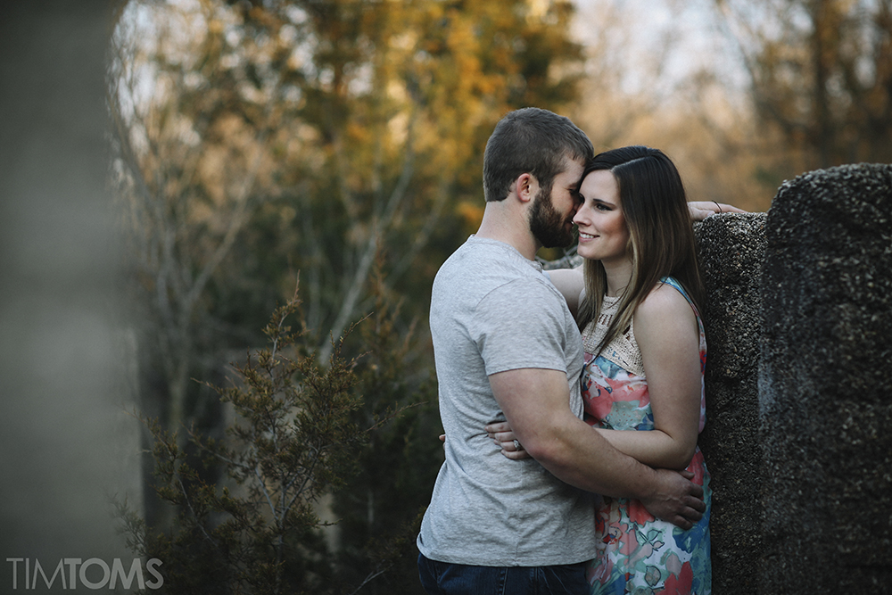 Tim Toms Engagement Photographer