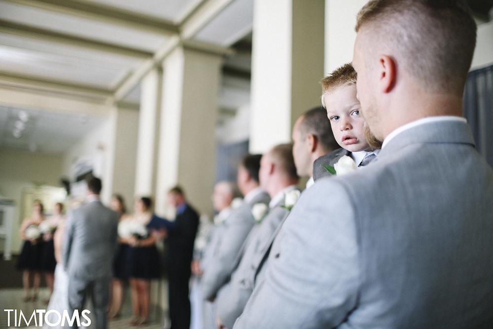 Tim Toms Joplin Wedding Photographer