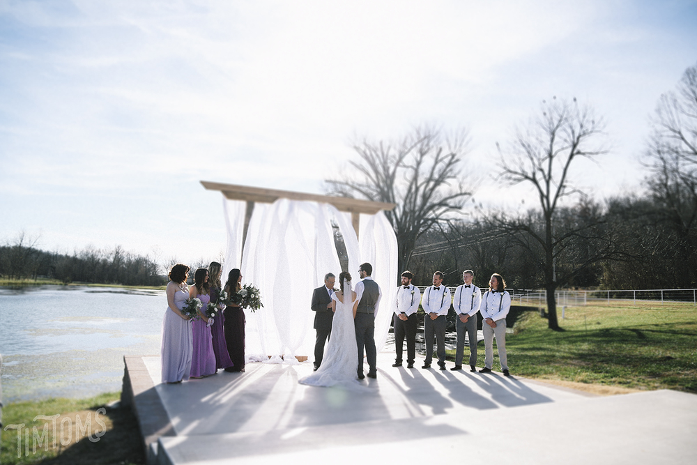 Bullskin Creek Wedding Venue Missouri