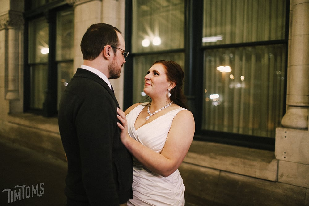Nashville Union Station Hotel Wedding