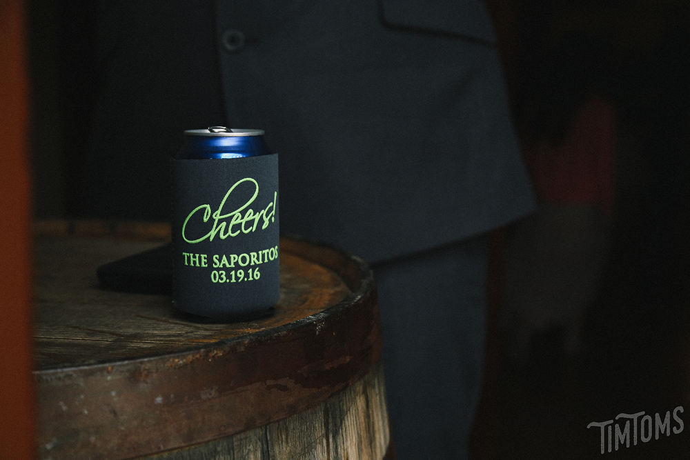 Wedding Party Coozie