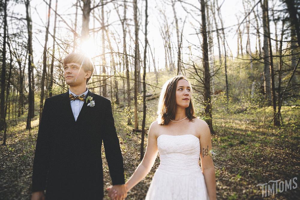 Northwest Arkansas Wedding Photographer Fayetteville Devil's Den State Park