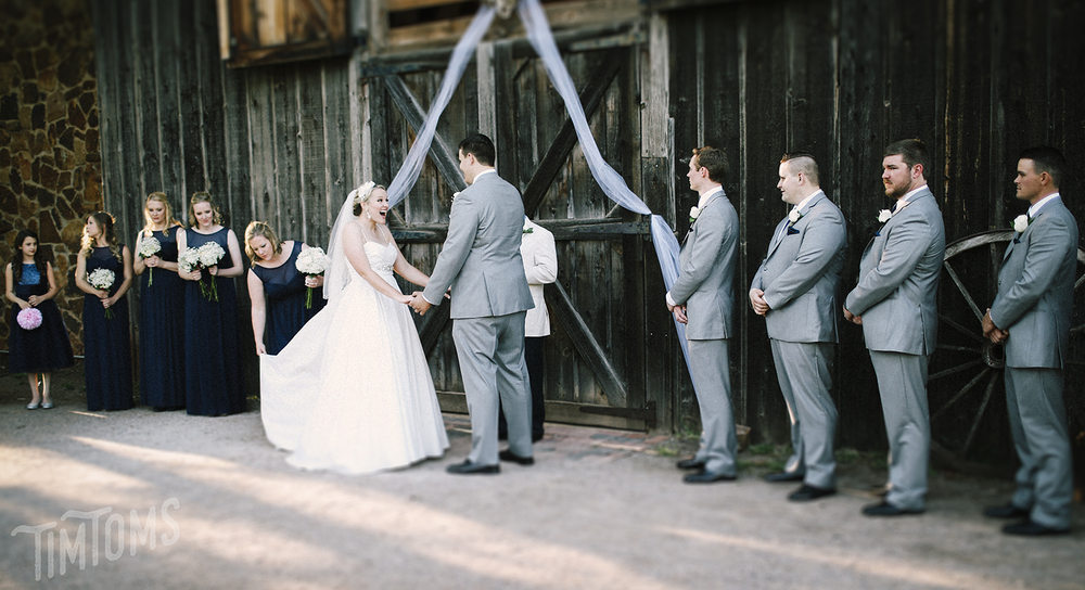 Harn Homestead Wedding Photos