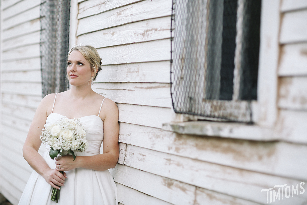Bride at Harn Homestead Meaghan