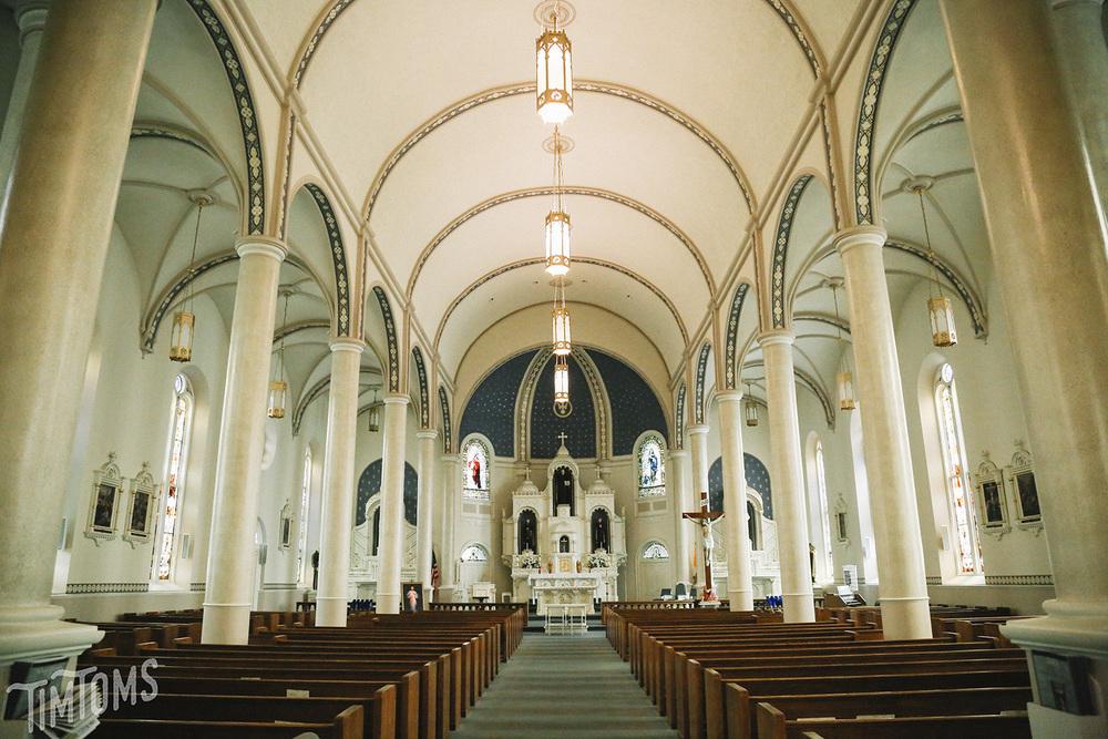 St. Paul Kansas Catholic Church