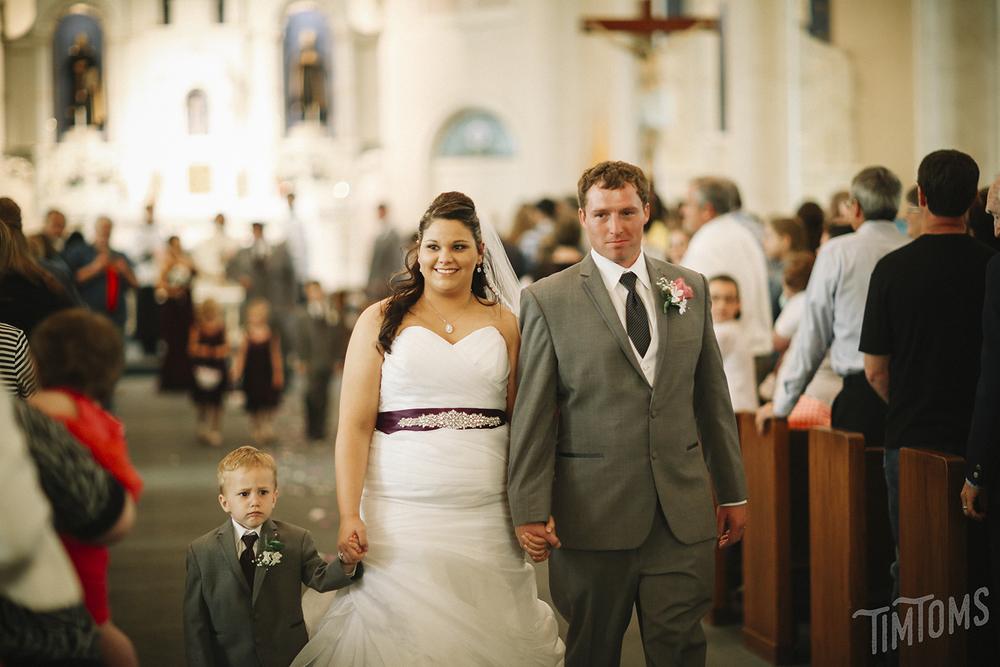 Wedding Catholic Church Joplin Mo