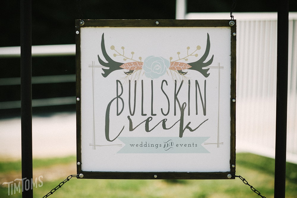 Bullskin Creek Neosho Missouri Wedding Venue