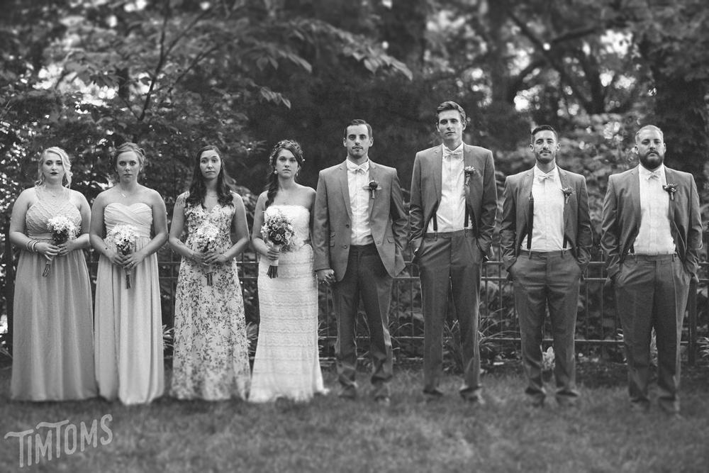 Joplin Wedding Tin Type Photographer