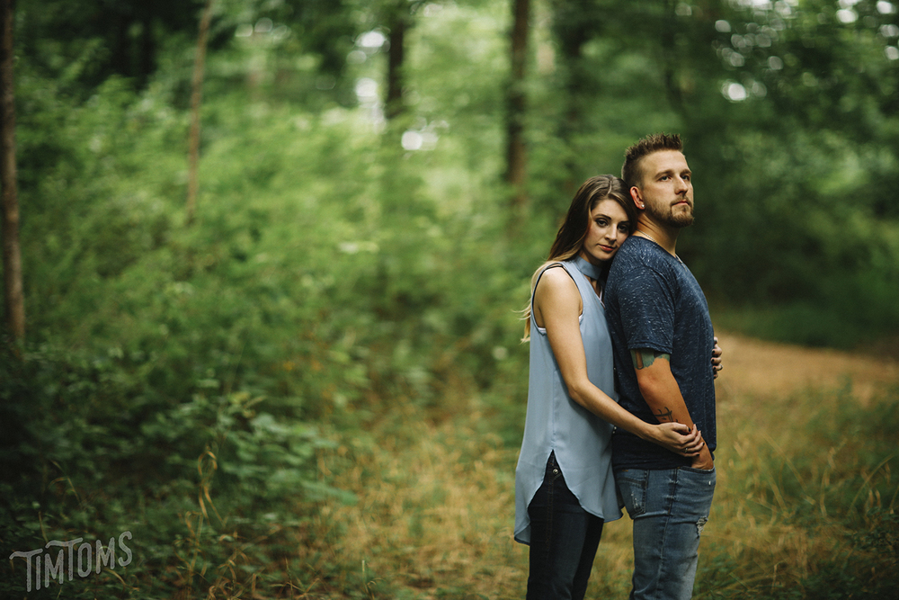 Crystal Bridges Bentonville Arkansas Engagement