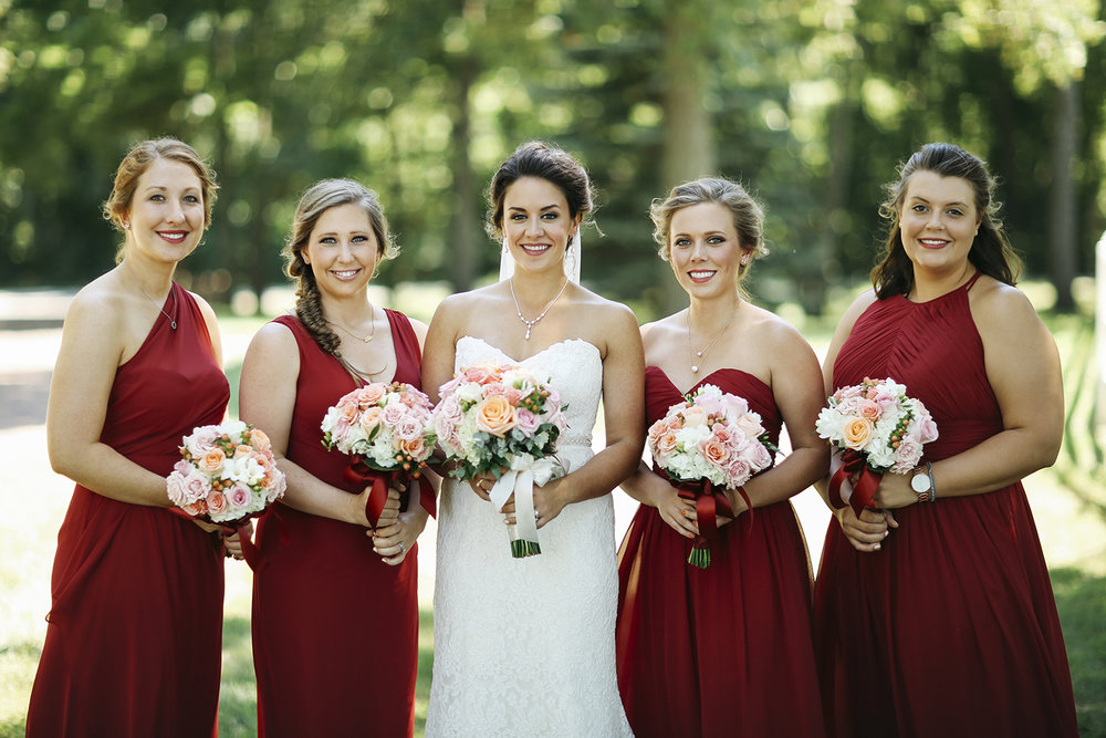 Bridesmaids Kansas City