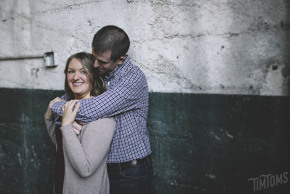 Joplin YMCA Engagement Photography