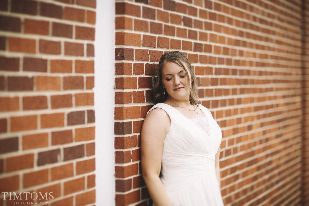Bridal Portraits Joplin Missouri Wedding Photography