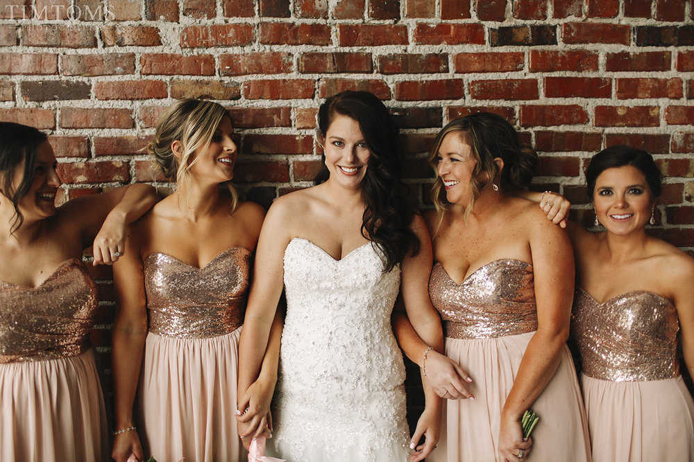 Bridesmaids Amelie Event Center Joplin