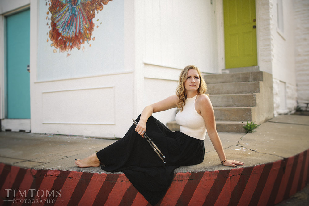 Senior Portrait Photographer Joplin Missouri