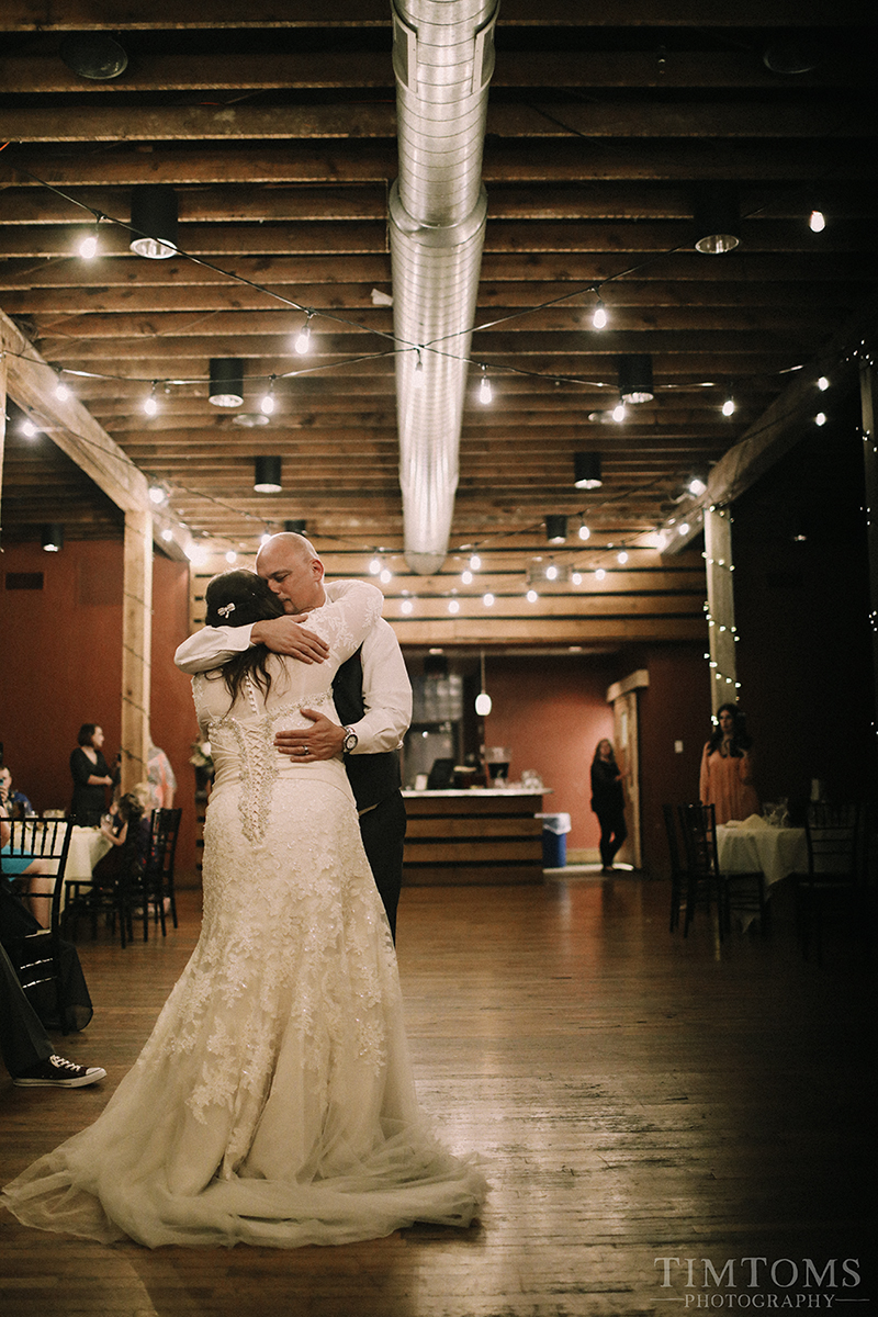 425 Downtown Springfield Missouri Wedding