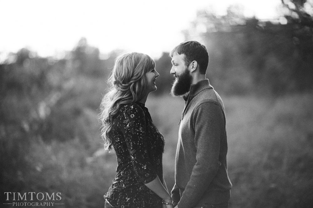 sarcoxie nursery engagement photo session
