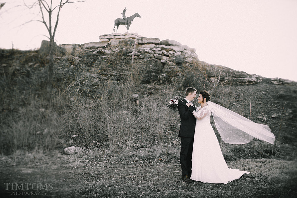 kc wedding photographer