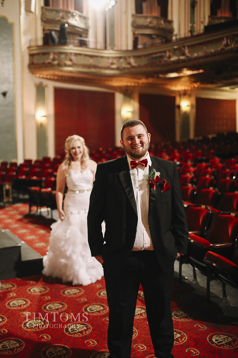 Coleman Theatre Miami Oklahoma Wedding