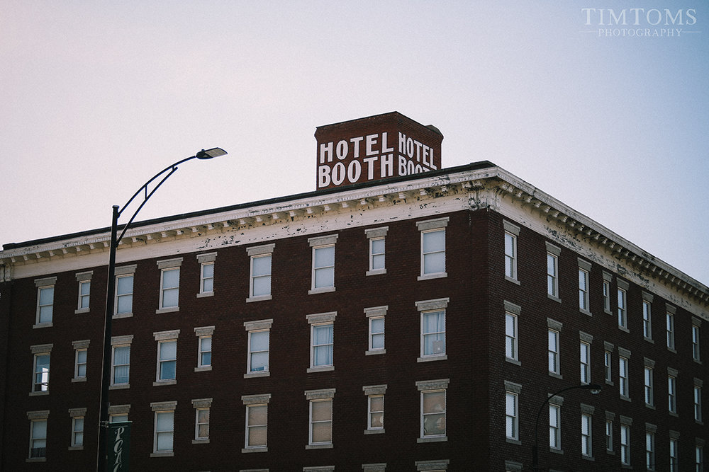 booth hotel independence kansas
