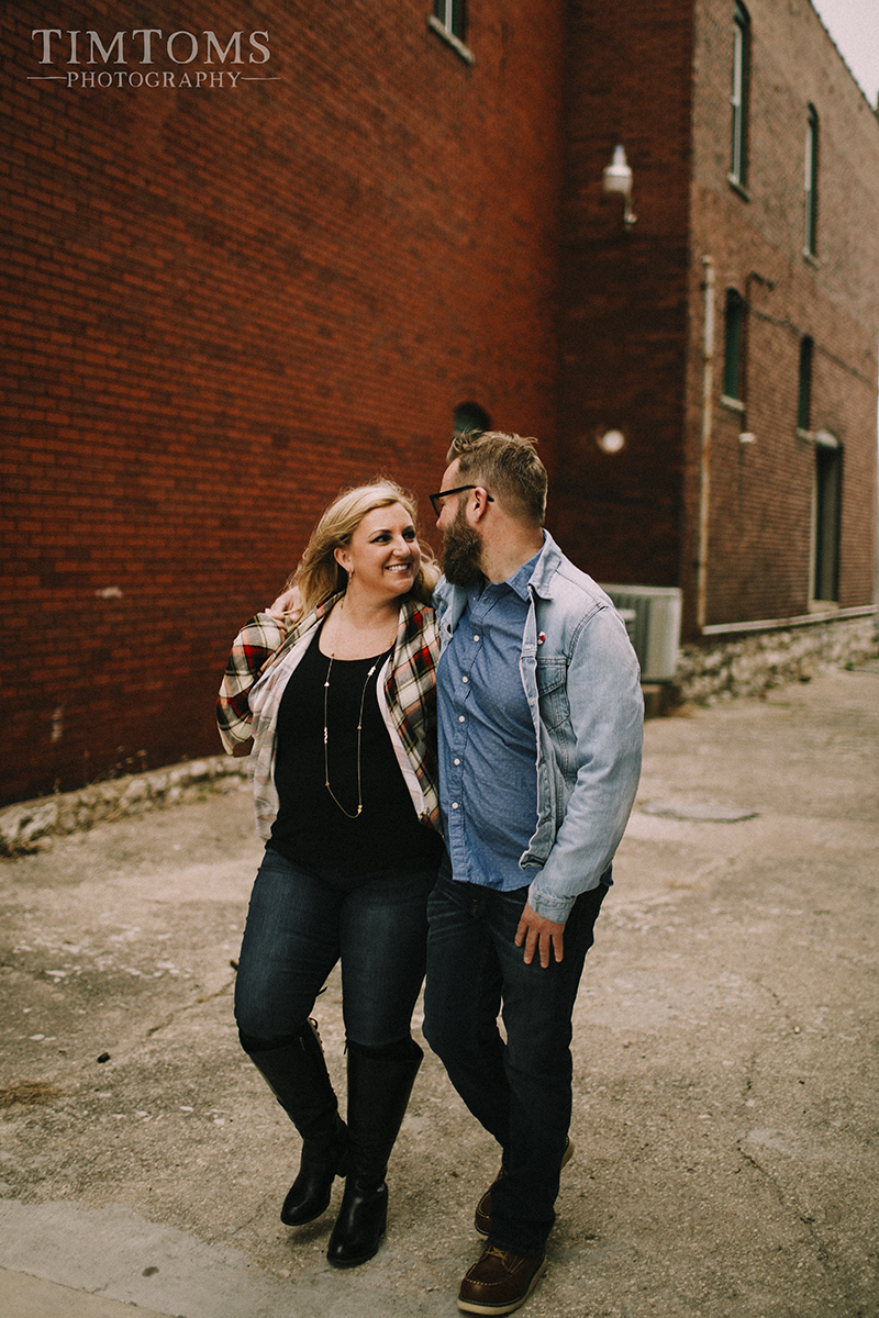 springfield missouri engagement session