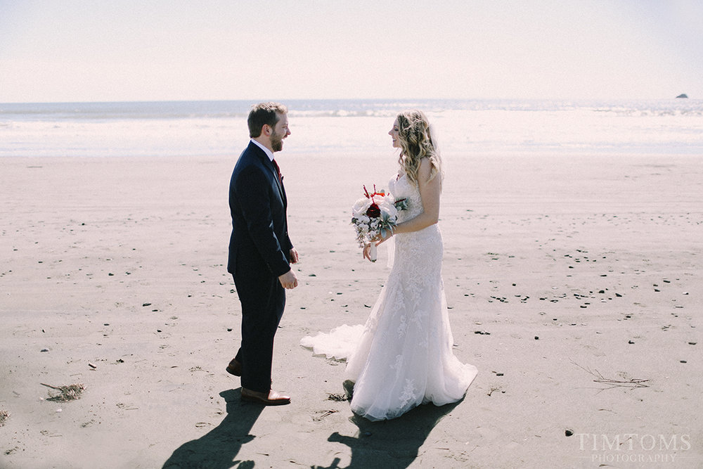 Northern California Coast Redwoods Wedding Photographer