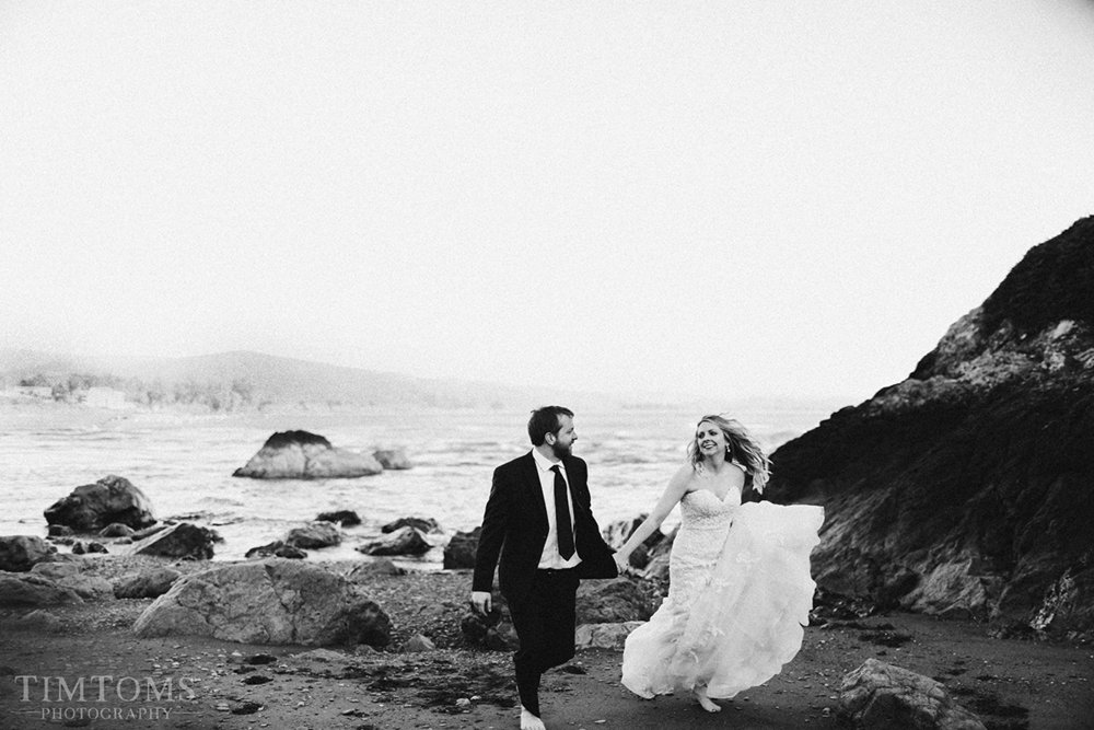 Northern California Coastal Redwoods Wedding Photographer