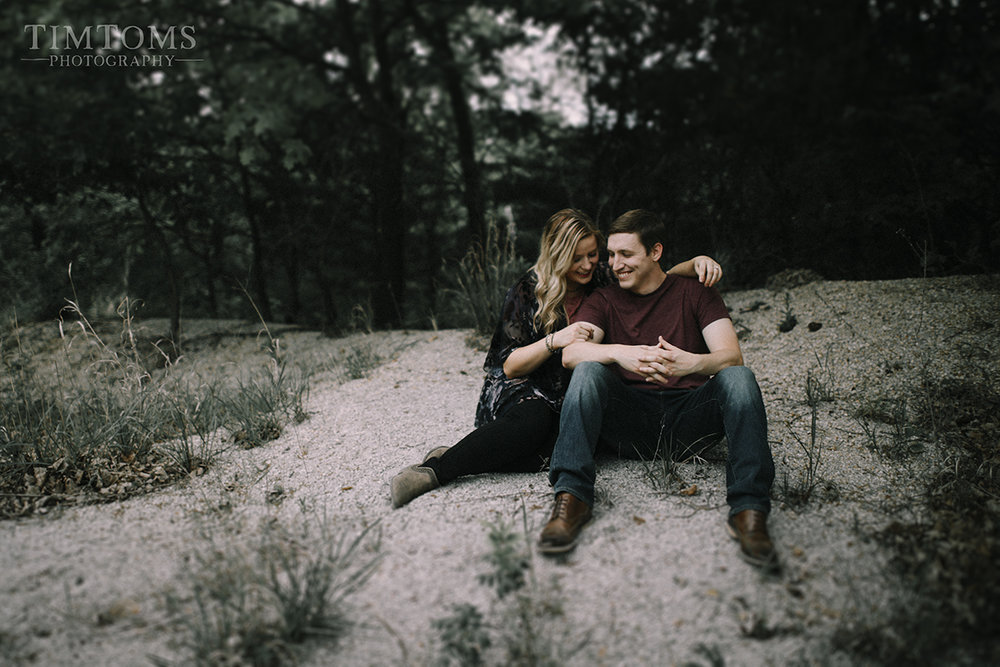 Northwest Arkansas Engagement Photo Session