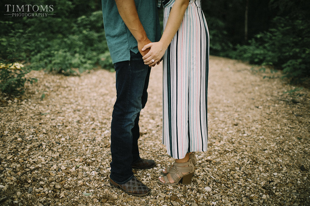engagement photographer northwest arkansas