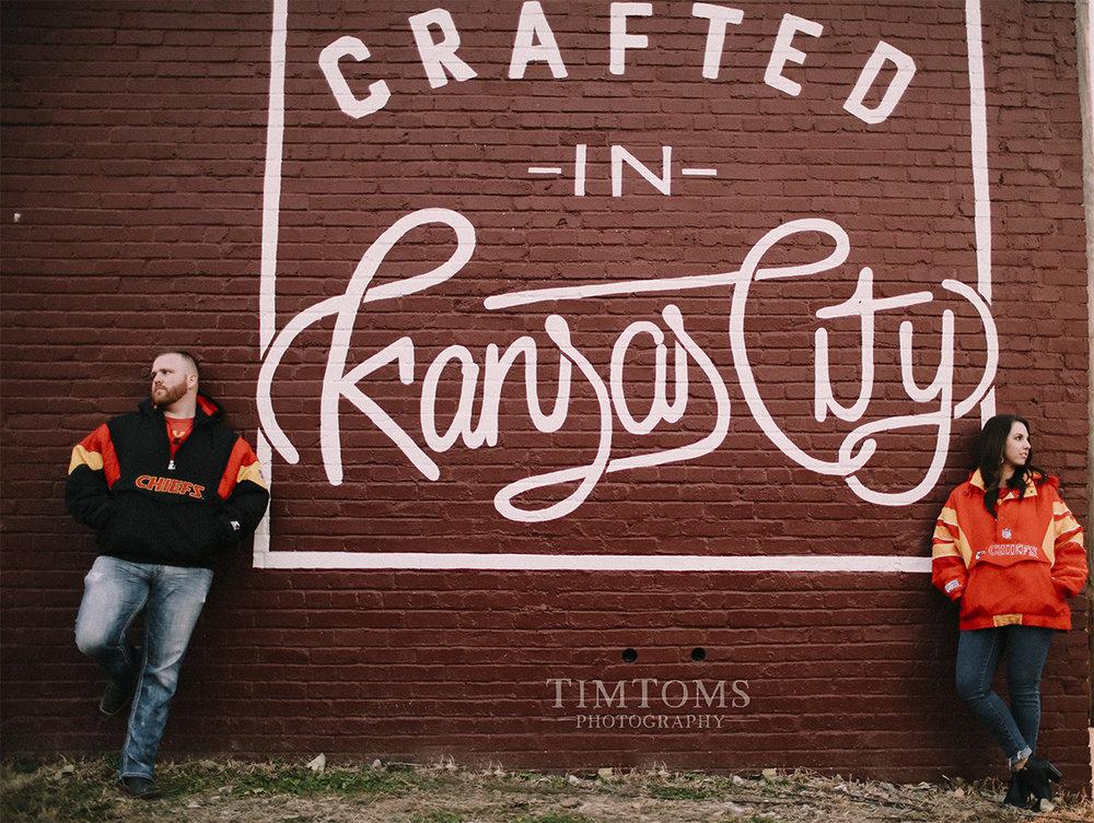 kansas city engagement session photography