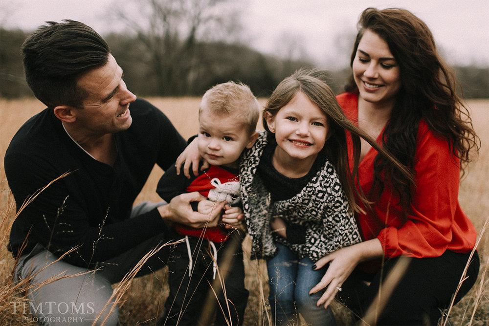 family photography session portrait photographer joplin missouri