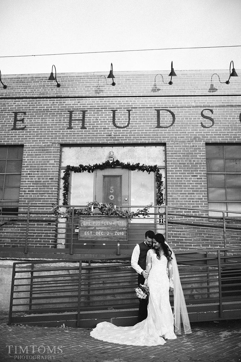 wichita kansas the hudson wedding venue