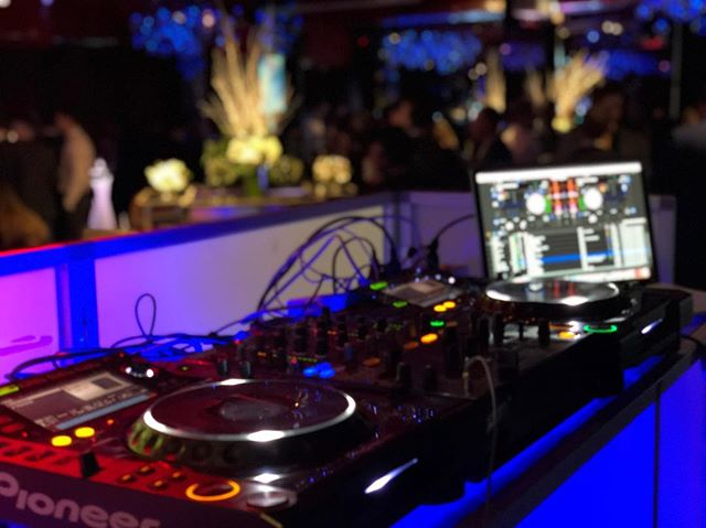 We always look forward to this time of year when we can help businesses across  New York throw the best holiday parties in town.  #holidayparty #nydj #upscalesound #2305th