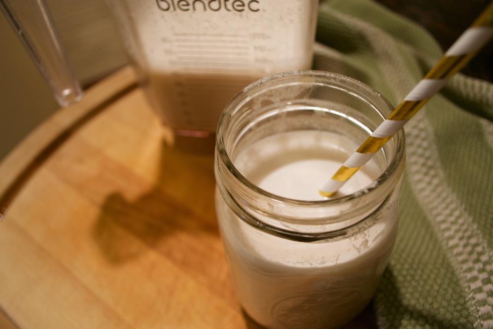This creamy dreamy cashew milk will transform your iced coffee this creamy dreamy cashew milk will transform your iced coffee smoothies steph eckelkamp malvernweather Images