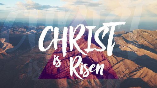 Easter Sunday </br> 9am & 11am