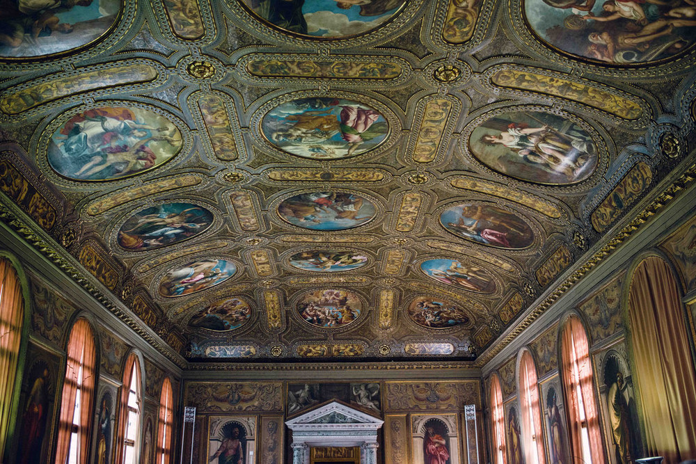 The Royal Palace in St. Mark's Square has some incredible rooms, libraries, and artwork.