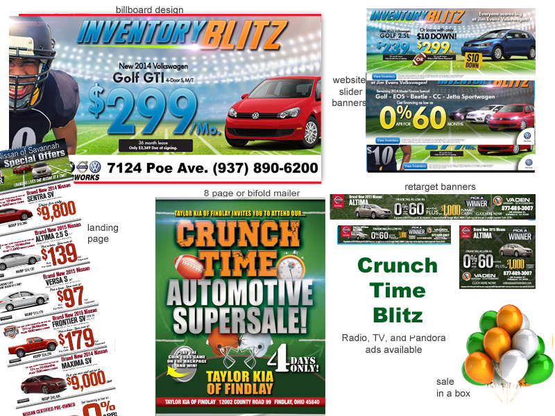 Crunch Time Blitz Super Sale Pack