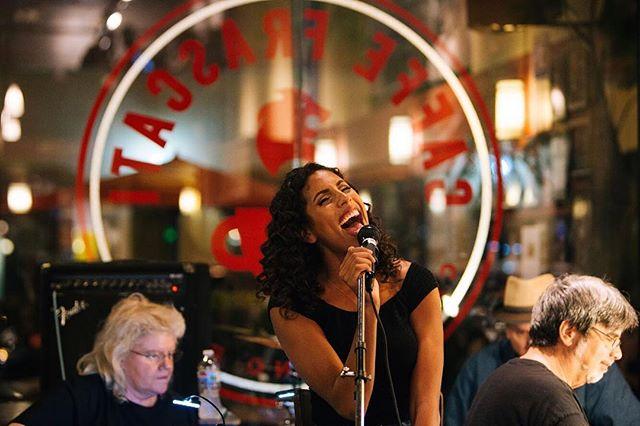 i sing because i'm happy 🎙i sing because i am free 📷@moseskinnah